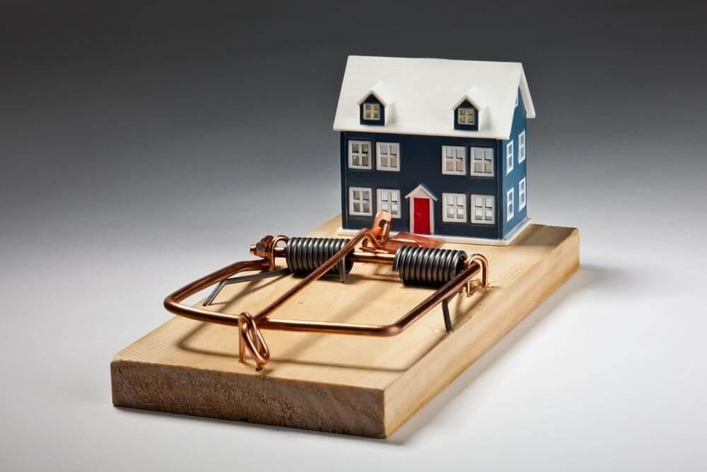 риски сделка недвижимость